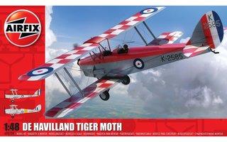 Airfix DE Havilland Tiger Moth 1:48