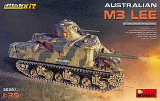 Miniart  Australian M3 Lee 1:35