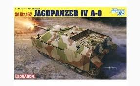 Dragon Jagdpanzer IV A-0  1:35