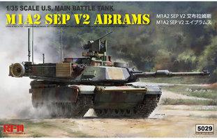 Rye Field Model M1A2 SEP V2 Abrams 1:35