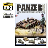 Panzer Aces Armour modelling magazine