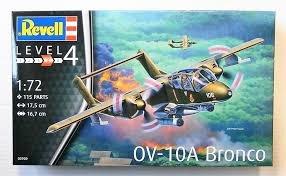 Revell OV-10A Bronco 1:72