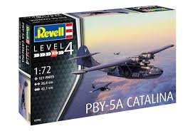 Revell PBY-5A Catalina 1:72