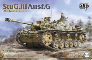 Takom Stug III Ausf.G Early Production  1:35