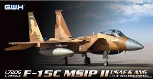 GWH   F-15C MSIP II  1:72