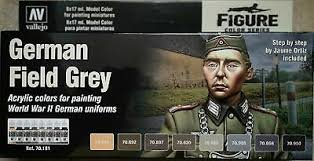 Vallejo Model Color German Field Grey