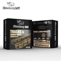 Abteilung502 Tracks&Lower Parts