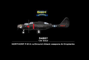 Great Wall Hobby Northorp P-61A  'Black Widow' 1:48
