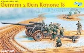 Dragon S.10cm Kanone 1:35
