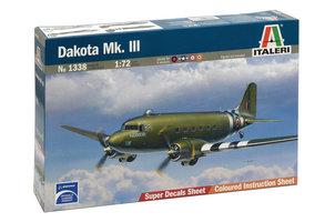 Italeri Dakota Mk.III 1:72