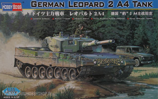 Hobbyboss German Leopard 2 A4 Tank	  1:35