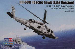 HOBBYBOSS Plastic Modelbouw HH-60H Rescuehawk (late version)1:72