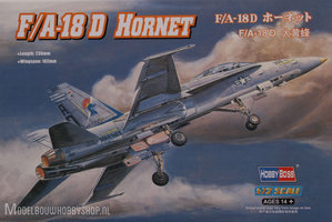HOBBYBOSSF/A-18D Hornet1:72