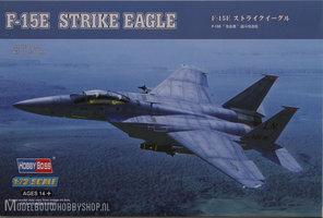 HOBBYBOSSF15E Strike Eagle 1:72