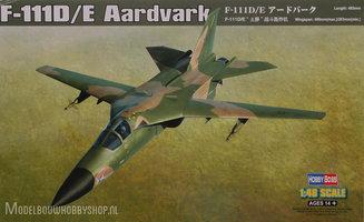 Hobbyboss F-111D/E Aardvark1:48