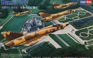 HOBBYBOSSMirage IIIC Fighter1:48
