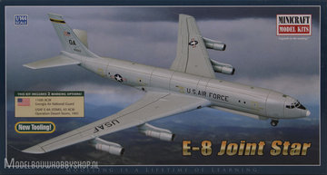 Minicraft	E-8 Joint Star USAF-2 marking options		1:144