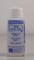 Microscale Micro Liquid Decal Film