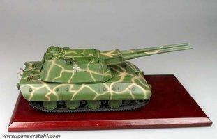 Panzerstahl Flakpanzer E-100 1:72