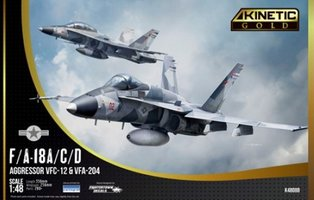 Kinetic F/A-18A/C/D   1:48
