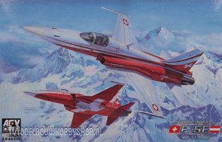 AFV-club F-5E Tiger II 1:48