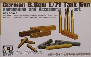 AFV PAK 43/41 Ammo Set 1:35