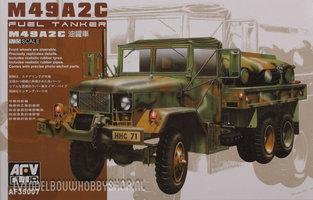 AFV M49A2C Fuel Tanker 1:35