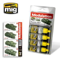 Ammo by Mig Russian 4BO Modulation set