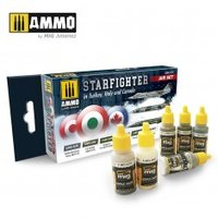 Ammo by Mig Air Set Starfighter Colors