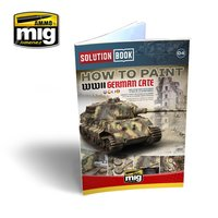 Ammo By Mig How to paint W.O.2 German Late
