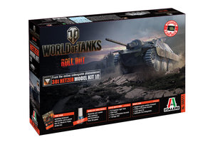 WORLD of TANKS t38 Hetzer  1:35