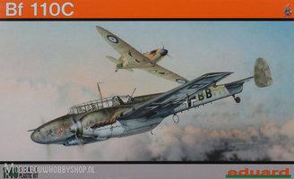 Eduard Messerschmitt Bf 110C