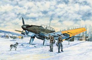 Trumpeter Junkers Ju-87B-2/U4 Stuka 1:32