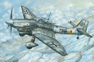 Trumpeter Junkers Ju-87D Stuka 1:32