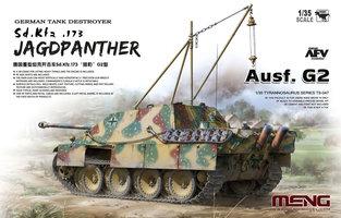 MENG Sd.Kfz.173 Jagdpanther Ausf.G2   1:35