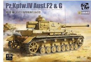 Border Model Pz.Kpfw.IV Ausf.F2&G 1:35