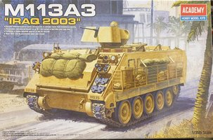 Academy M113A3