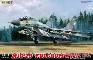 Great Wall Hobby Mig-29 Early Type  1:48