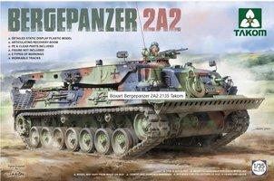 Takom Bundeswehr Bergepanzer 2A2  1:35