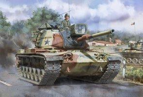 Takom M60A1 U.S. Army Main Battle Tank  1:35