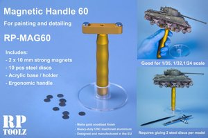 RP Toolz Magnetic handle 60