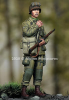 Alpine Miniatures US 101st Airborne Trooper#2 1:35