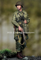 Alpine Miniatures US 101st Airborne Officer 1:35