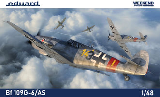 Eduard Bf109G-6/AS Weekend Edition 1:48