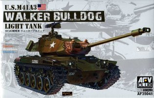 AFV  U.S.M41A3 Walker Buldog  1:35
