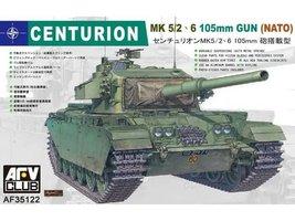 AFV Centurion Mk5/2 105mm Gun (NATO)   1:35