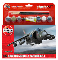 Airfix Hawker Siddeley Harrier GR.1 1:72 starterset