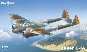 Mikro-Mir Fokker G-1  1:72