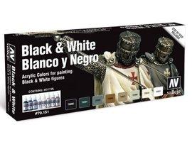 Vallejo Model Color Black&White