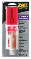 ZAP  Z-POXY Quick shot